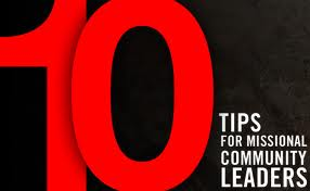 10 tips for church planting