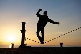 Tight Rope Walker 1