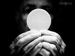 What is the Eucharist sacrament?